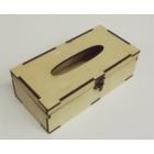 Papírzsepi tartó fekvő doboz 250x80x130 mm