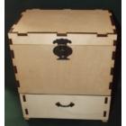 Ékszeres vagy varrós doboz több méretben