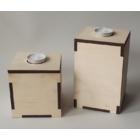 Mécsestartós doboz több méretben