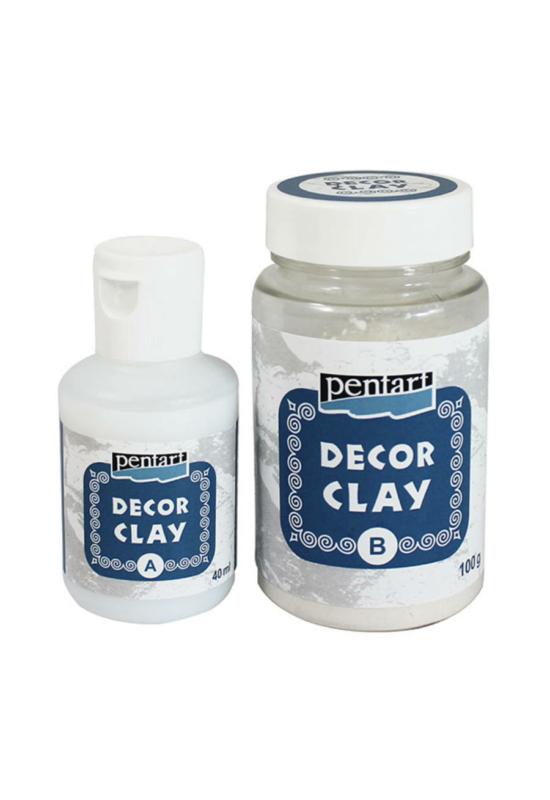 Decor clay szett 100+40g