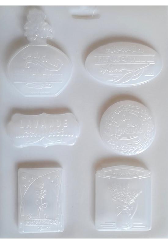 Lágy PVC Öntőforma-A4 méret-Baby formák