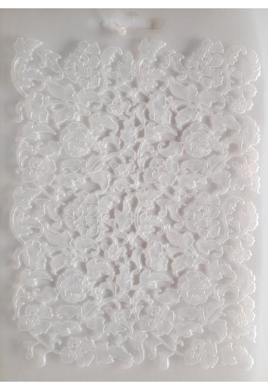 Lágy PVC Öntőforma-A5 méret-Háttér minta