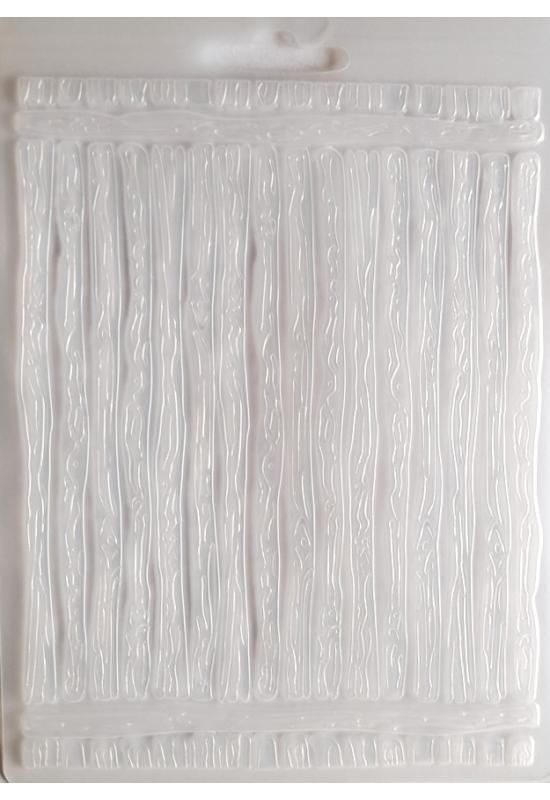 Lágy PVC Öntőforma-A5 méret-Fatörzs
