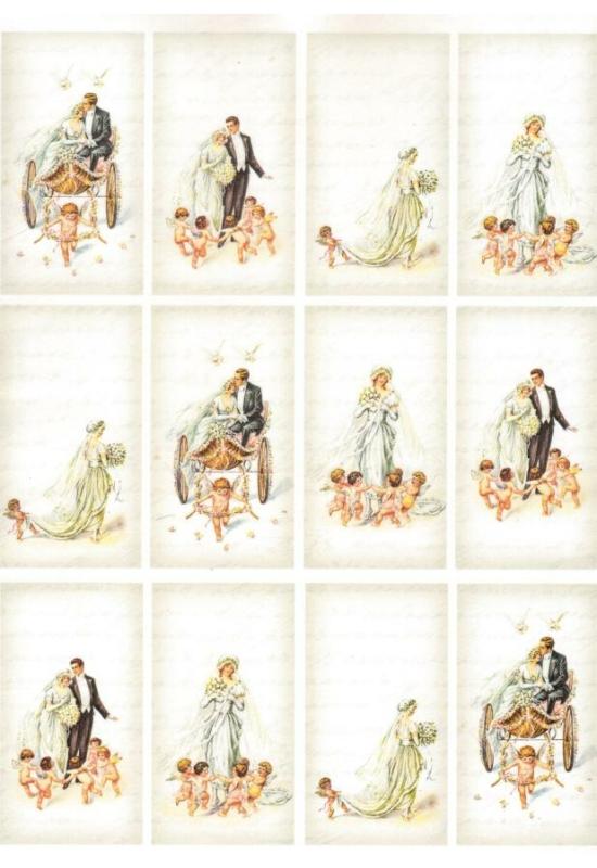 Rizspapír-Esküvő