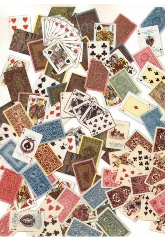 Rizspapír-kártya