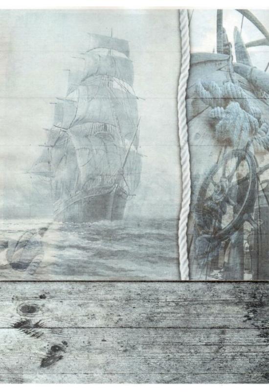 Rizspapír-hajók
